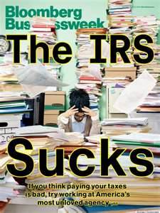 irs sucks